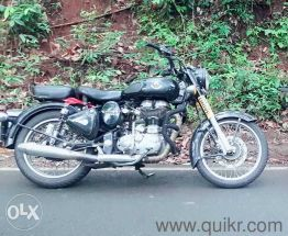 Royal Enfield Butterfly Crash Guard In Kerela   QuikrCars