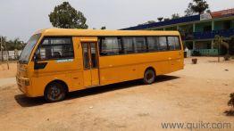 Used School Bus Sale | QuikrCars Andhra Pradesh
