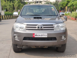 36 Used Toyota Fortuner Cars in Maharashtra | Second Hand Toyota