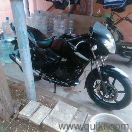 36 Second Hand TVS Apache RTR 160 Bikes in Chennai | Used