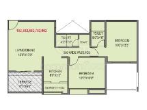 Welworth Paradise, Pune - Floor Plan