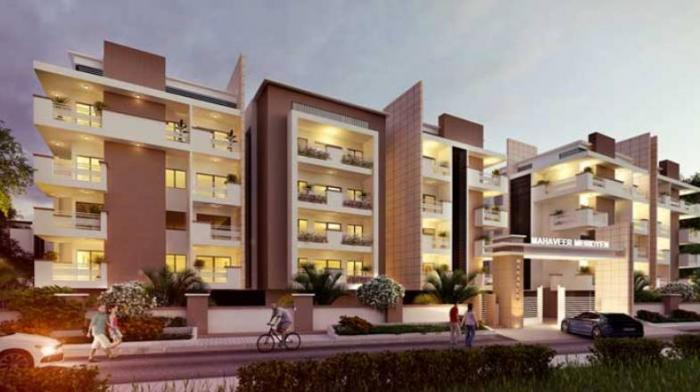 Mahaveer Meridian, JP Nagar Phase 8, Bangalore