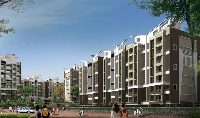 Mohan Suburbia Phase I Oxford, Ambernath West, Mumbai