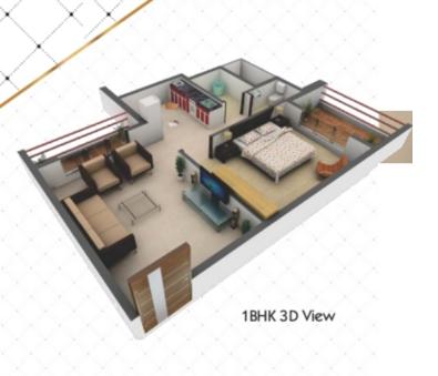 Rajwada Neral Matheran Residency, Mumbai - Floor Plan
