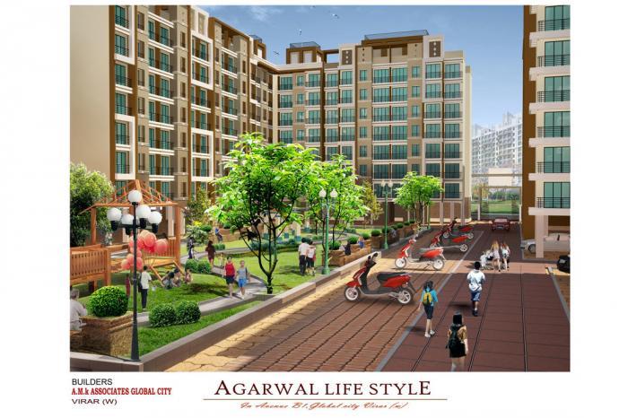 Agarwal Lifestyle, Virar West, Mumbai
