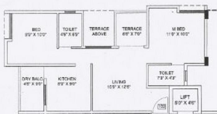 Bodh Classic, Pune - Floor Plan