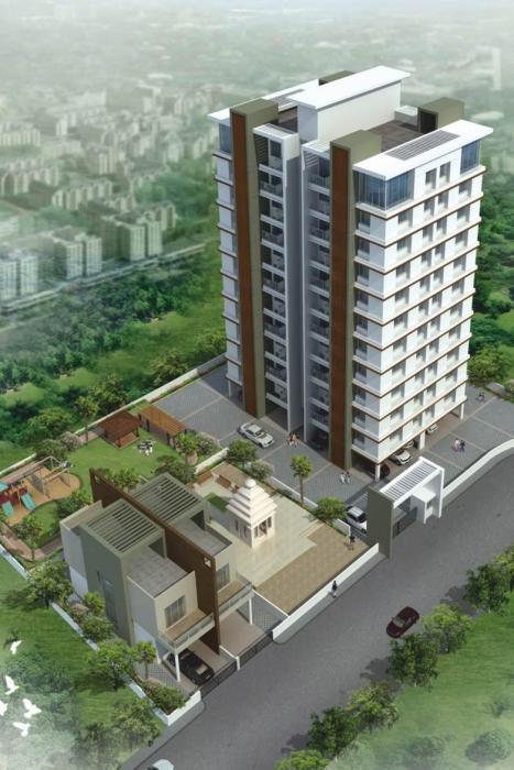 Pushpganga Pooja Enclave, Yerwada, Pune