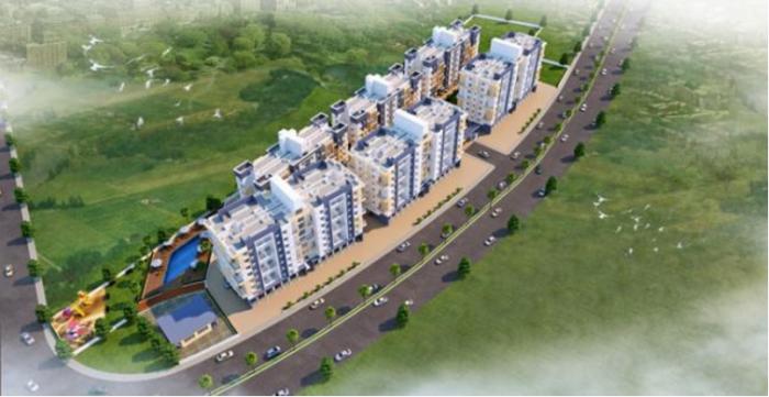 WS Srushti Orbit, Wadegaon, Pune