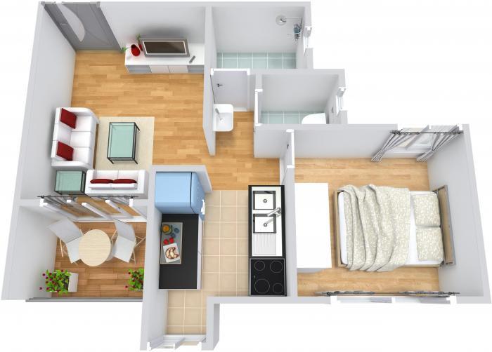 Maple Aapla Ghar Sanaswadi, Pune - Floor Plan