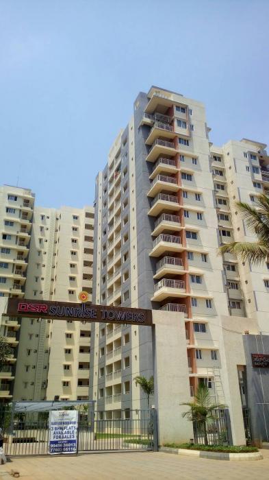 DSR Sunrise Towers, Whitefield, Bangalore