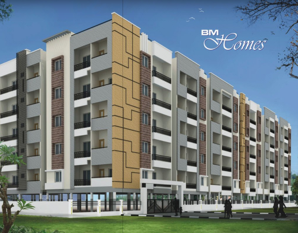 BM Homes, Thubarahalli, Bangalore