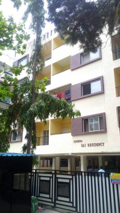 Reghna Sai Residency, Kaggadasapura, Bangalore