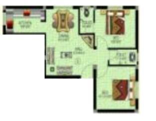 Zam The Address, Chennai - Floor Plan