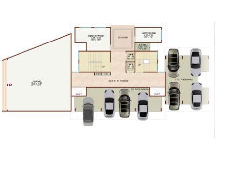 Laabh Pehla Ghar, Thane - Floor Plan