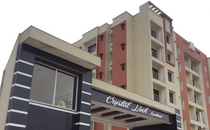 Crystal Link Apartment, Amar Shaheed Path, Lucknow