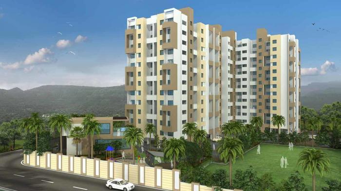 Belvalkar Kirkatwadi Phase II, Kirkatwadi, Pune