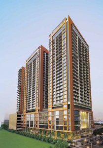Adani Western Heights, Andheri West