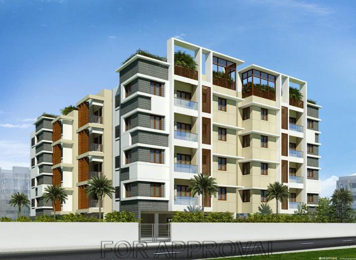 Asvini Kuberan, Thadagam Road, Coimbatore