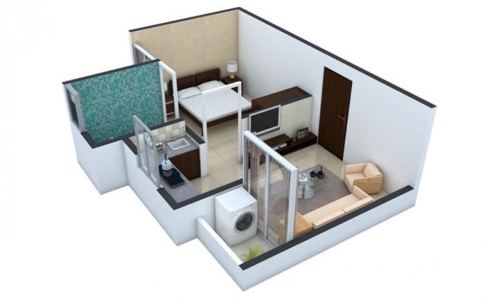 VBHC Palmhaven Phase II, Bangalore - Floor Plan