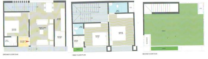 Avalon Park 2, Ahmedabad - Floor Plan