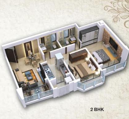 Arkade Art, Mumbai - Floor Plan