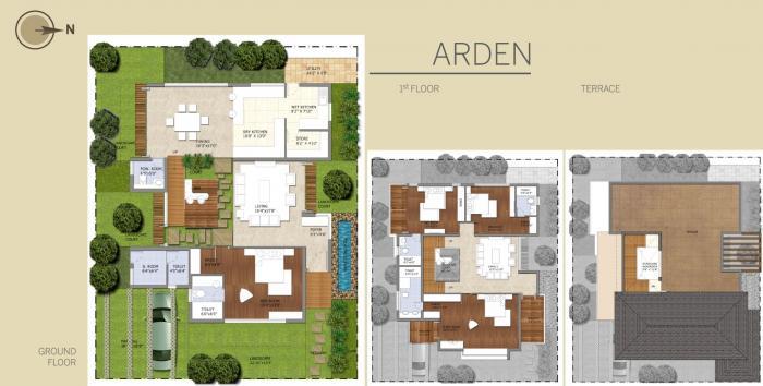Azven Breathe, Bangalore - Floor Plan