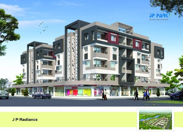 JP Park Radiance, Mihan, Nagpur