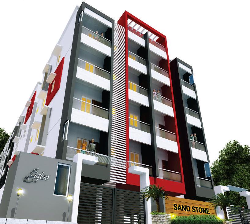 Igloo Sandstone Apartments in Coimbatore - Amenities ...