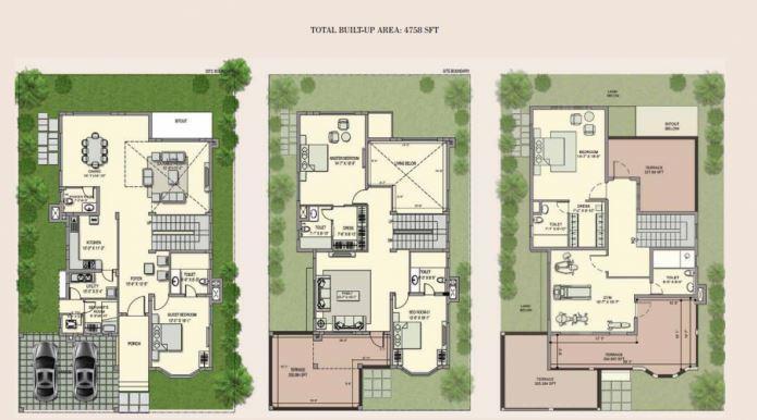 Skylark Arcadia Phase 2, Bangalore - Floor Plan