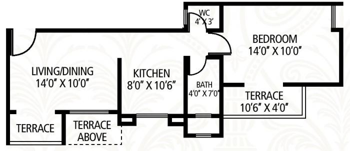 Sharayu Classic, Pune - Floor Plan