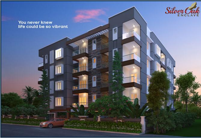 Affinity Silver Oak Enclave, Yelahanaka, Bangalore