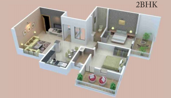 Shree Sentosa Pride, Pune - Floor Plan