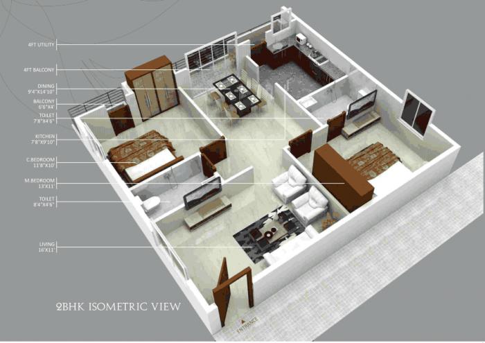 ELV Signature, Bangalore - Floor Plan