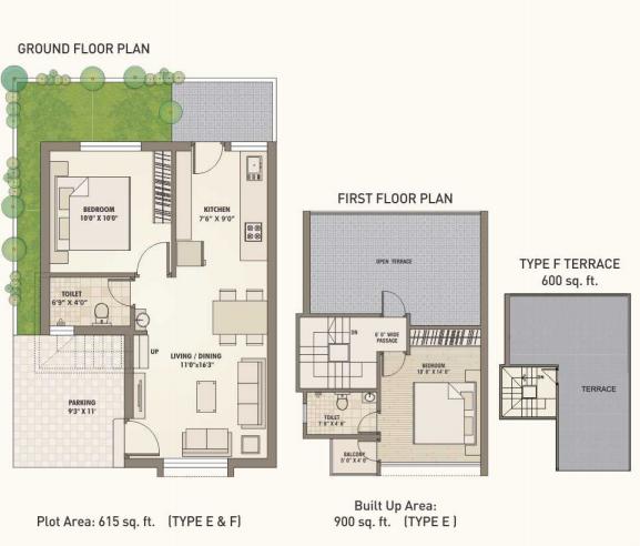 Ananta Sanskar, Vadodara - Floor Plan