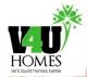 V4U Homes - Logo