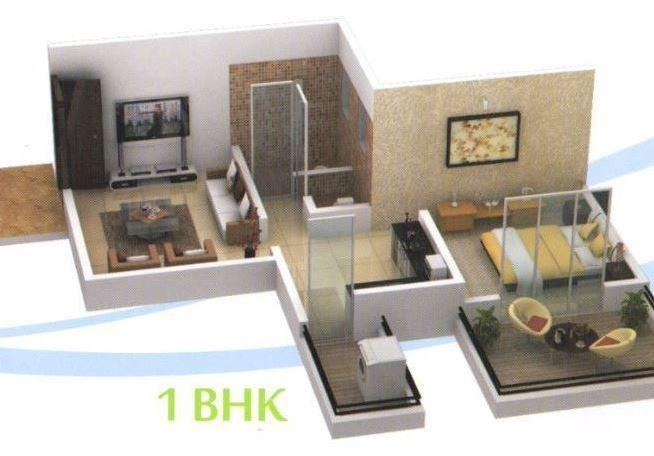 Shantai Green, Pune - Floor Plan