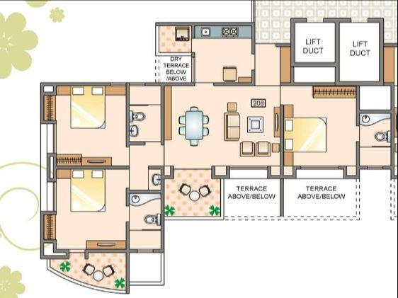 Icon Windsor Park, Pune - Floor Plan