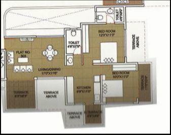 Legacy Square, Pune - Floor Plan