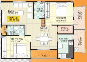 Sohum Isiri, Bangalore - Floor Plan