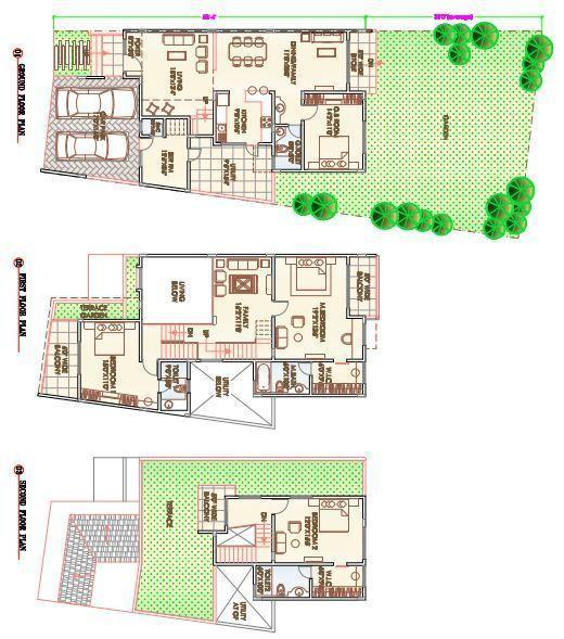 MIMS Crescenta, Bangalore - Floor Plan