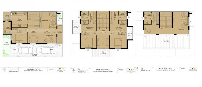 Radiance Iris, Bangalore - Floor Plan