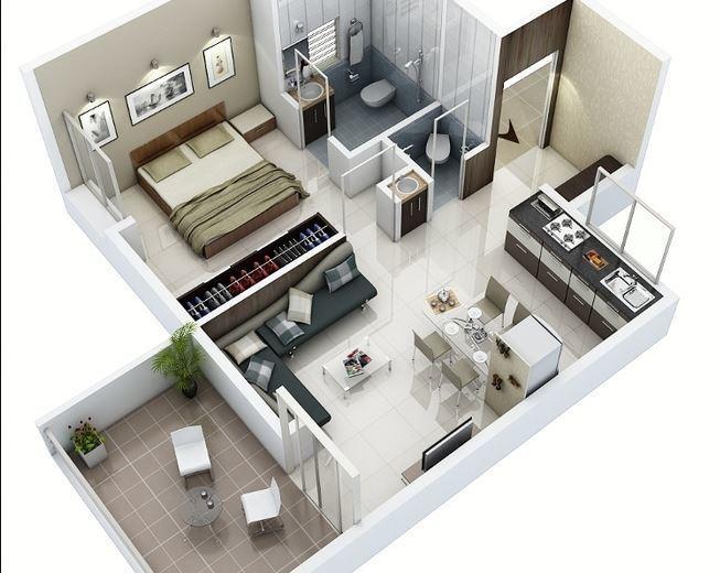 Lunawat Aviesha, Pune - Floor Plan