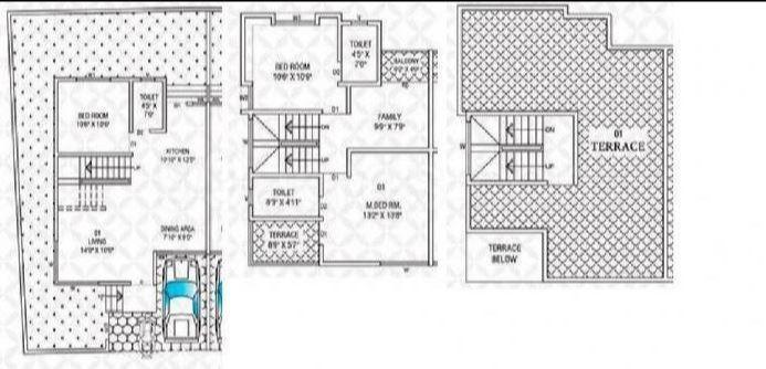 NG Sierra , Pune - Floor Plan