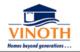 Vinoth Builders - Logo