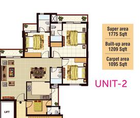 Omaxe Residency II Gomti Nagar