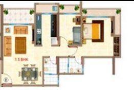 Bhakti Galaxy Residences, Mumbai - Floor Plan