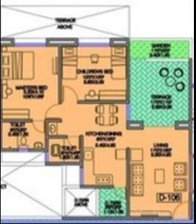 Welworth Tinseltown Phase II, Pune - Floor Plan