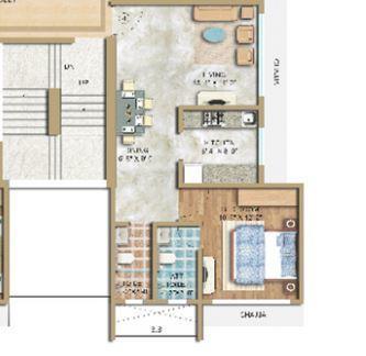 K.patel Radhakrishna, Mumbai - Floor Plan