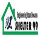 Shelter 99 Builders - Logo