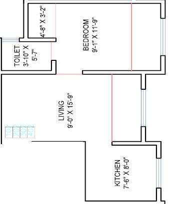 IPSIT Navoday Phase I, Mumbai - Floor Plan
